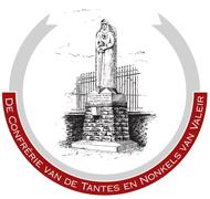 De Confrérie van de Tantes en Nonkels van Valeir Logo