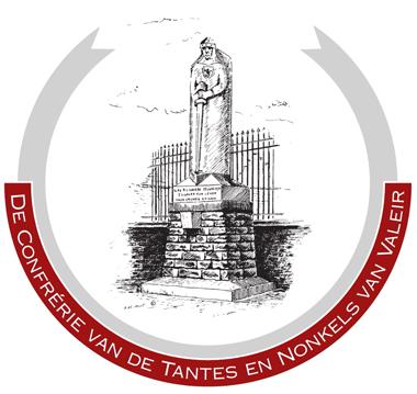 De Confrérie van de Tantes en Nonkels van Valeir Retina Logo